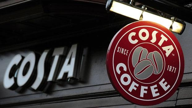 Coke into coffee: Coca-Cola buys United Kingdom coffee chain Costa for $7 billion