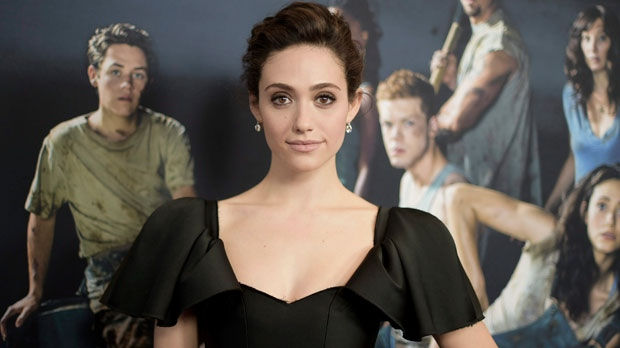 Emmy Rossum says she's leaving 'Shameless'