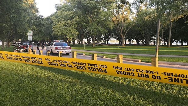 Coronation Park shooting