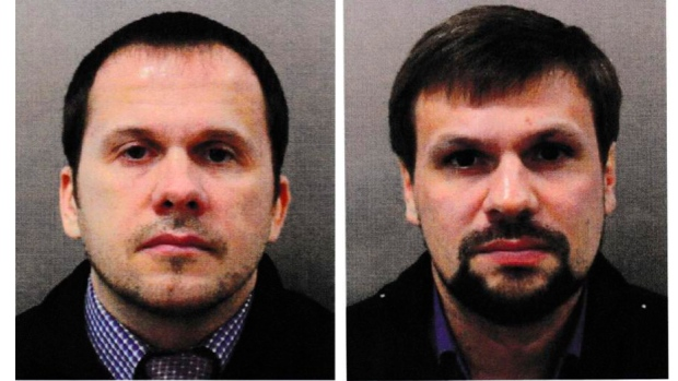 World leaders back UK Novichok allegations