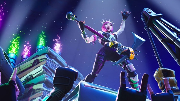 Fortnite Makers Accused of Stealing Dance Moves