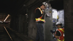 Subway closure