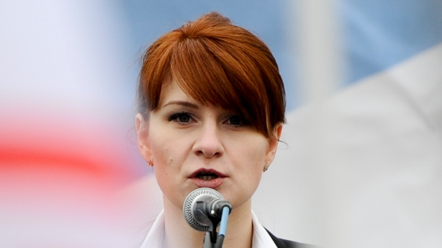 Maria Butina sex-for-access text messages misinterpreted, federal prosecutors admit