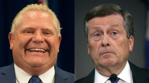 Ford and Tory to make announcement about combating gun and gang violence