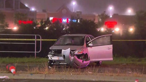 Man, 57, dies in hospital after two-car crash in Vaughan | CP24 com