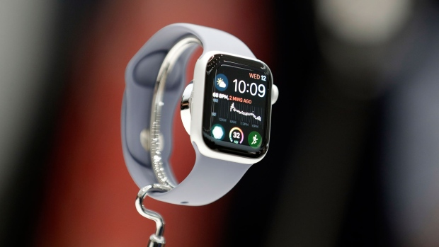 Apple Watch Series 4 with ECG sensor, larger display unveiled