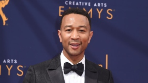 In this Sept. 9, 2018 file photo, John Legend arrives at the Creative Arts Emmy Awards in Los Angeles. (Photo by Richard Shotwell/Invision/AP, File)