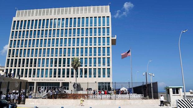 U.S. embassy cuba