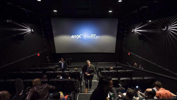 Cineplex Inc.