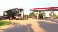 Burlington, police, shooting