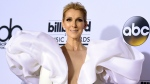 In this May 21, 2017 file photo, Celine Dion poses in the press room at the Billboard Music Awards in Las Vegas. Dion has announced she will end her Las Vegas residency next year. (Photo by Richard Shotwell/Invision/AP, File)