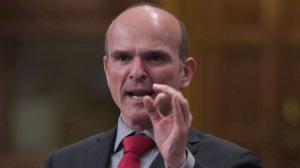 Liberal MP Randy Boissonnault rises in the House of Commons in Ottawa on Friday, June 3, 2016. Provinces and territories have agreed to fund a key financial pillar supporting the Trudeau Liberals' decade-long housing strategy, vowing to spend billions to repair and build social housing units and create a new rental benefit. THE CANADIAN PRESS/Adrian Wyld