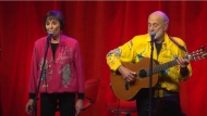 Sharon, Bram