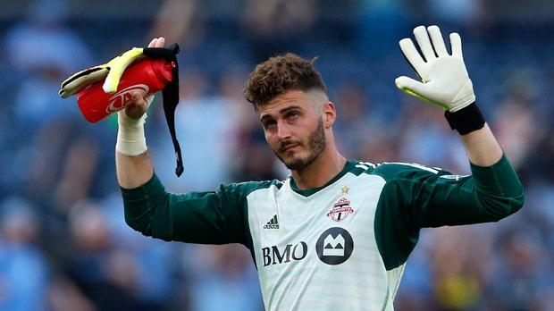 add675a8210 Toronto FC goalkeeper Alex Bono working his way through tough season ...