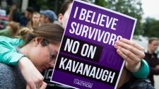 protest kavanaugh