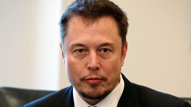 Elon Musk no longer Tesla chairman, keeps CEO title