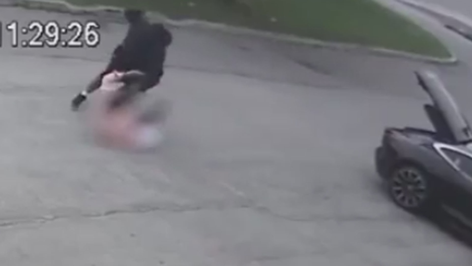 YRP release video of suspect after man beaten in head in