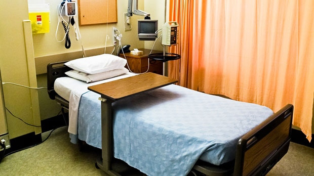 A file image of a hospital bed is shown.