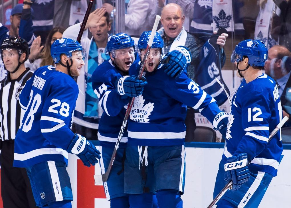 Leafs open season at home | CP24 com