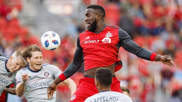 Toronto FC striker Jozy Altidore says he doesn't know where his future lies