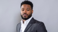 "In this Jan. 30, 2018 photo, filmmaker Ryan Coogler poses for a portrait at the ""Black Panther"" press junket at the Montage Beverly Hills in Beverly Hills, Calif. (Photo by Willy Sanjuan/Invision/AP, File)"
