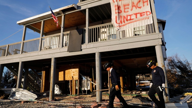 Rescue Efforts Continue in US Amid Hurricane Michael Devastation