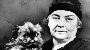 Canadian artist Emily Carr is shown in an undated photo. A new poll suggests Canadians have a lot to learn about the accomplishments of some of the country's most famous women. The survey conducted by Ipsos on behalf of Historica Canada found the majority of Canadians couldn't name the achievements of such famous women as Carr and Lucy Maud Montgomery. THE CANADIAN PRESS/CP