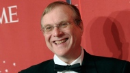 In this May 8, 2008 file photo, Vulcan Inc. Founder and Chairman Paul Allen attends Time's 100 Most Influential People in the World Gala in New York. (AP Photo/Evan Agostini, File)