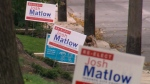 Matlow, signs