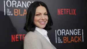 "Actress Laura Prepon attends the ""Orange Is The New Black"" Netflix For Your Consideration event at the Crosby Hotel on Friday, May 18, 2018, in New York. (Photo by Brent N. Clarke/Invision/AP)"