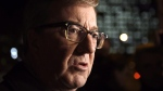 Ottawa Mayor Jim Watson speaks in Ottawa, Thursday, Nov. 10, 2016. THE CANADIAN PRESS/Justin Tang