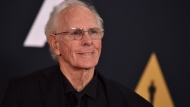 In this Nov. 12, 2016 file photo, Bruce Dern arrives at the 2016 Governors Awards in Los Angeles. Dern has been released from the hospital after a fall during his daily jog in Los Angeles. A representative for the 82-year-old Dern says he was released Friday evening, Oct. 19, 2018, following his fall earlier in the day. The Oscar-nominated actor's representative says he is in good spirits. (Photo by Jordan Strauss/Invision/AP, File)