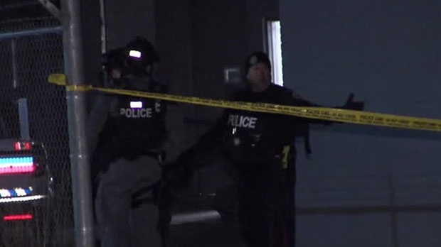 One person was seriously injured after a shooting in Scarborough.