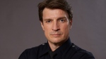 "Actor Nathan Fillion is shown in a promotional photo for the televion show ""The Rookie."" THE CANADIAN PRESS/HO-Bell media"