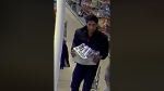 Balckpool police are looking for this David Schwimmer lookalike. (Blackpool Police/Facebook)
