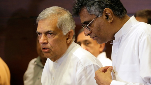 Sri Lanka president's party quits ruling coalition