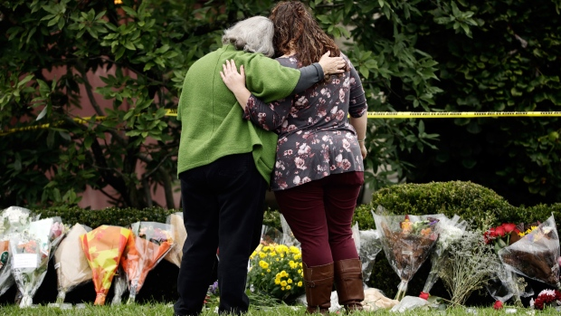 Toronto native among dead in Pittsburgh attack, temple says