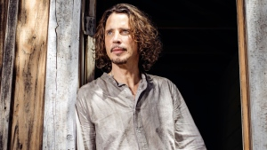 In this July 29, 2015 file photo, Chris Cornell poses for a portrait in Agoura Hills, Calif. Family members of Cornell are suing a doctor who they say overprescribed drugs to the rock singer, leading to his death. (Photo by Casey Curry/Invision/AP, File)