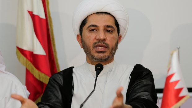 Bahrain opposition leader sentenced to life in Qatar spying case