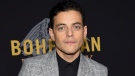 "Actor Rami Malek attends the premiere of ""Bohemian Rhapsody"" at The Paris Theatre on Tuesday, Oct. 30, 2018, in New York. (Photo by Evan Agostini/Invision/AP)"