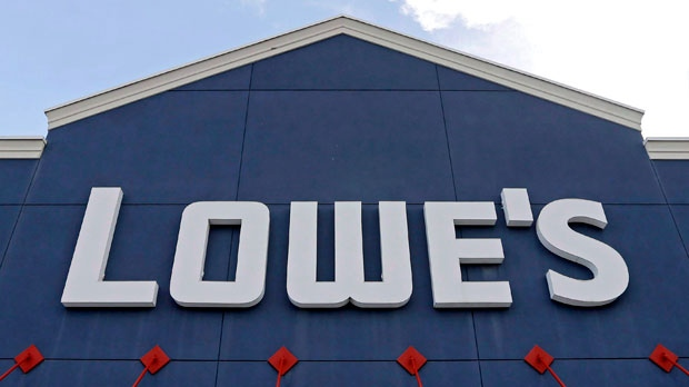 A Lowe's store in Hialeah, Fla. on Wednesday, June 29, 2016. Lowe's Companies Inc. says it plans to close 31 Canadian stores and other locations as part of a plan to focus on its most profitable operations that also includes the closure of 20 stores in the U.S. THE CANADIAN PRESS/AP, Alan Diaz