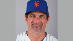 This is a 2012 file photo of then New York Mets hitting coach Dave Hudgens. The Toronto Blue Jays announced Hudgens has been named the club's new bench coach. THE CANADIAN PRESS/AP-Jeff Roberson