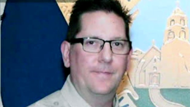 Sheriff's Sgt. Ron Helus is seen in this undated photo. (Santa Barbara County Sheriff)
