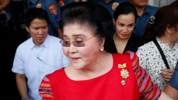 Philippines first lady