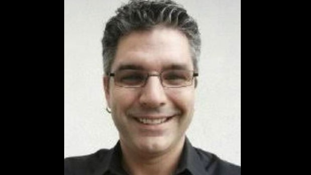 Christopher Pulleyn, 43, of Mississauga, is seen in this photo from an online profile. (Toronto Police Services)