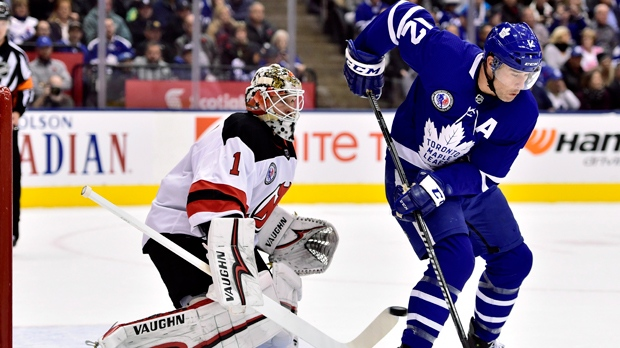 timeless design 2d984 321df Marleau notches 600th career assist in Leafs' 6-1 win over ...