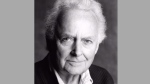 Douglas Rain is shown in a handout photo. The Stratford Festival is mourning the loss of one of its pioneers, Douglas Rain, who died at the age of 90. THE CANADIAN PRESS/HO-Terry Manzo