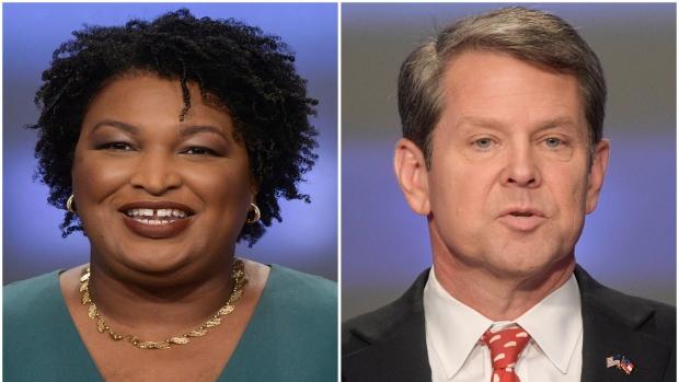 Georgia Democrats, Abrams' campaign files lawsuit