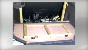 Gun compartment