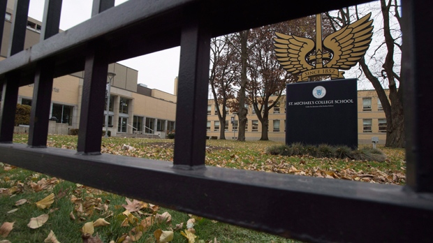 Six students at Toronto Catholic school charged with sexual assault